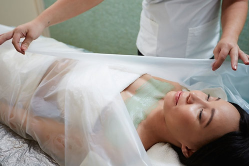MINERAL BODY WRAP - 1 SESSION