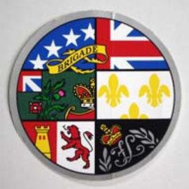 Brigade Sticker