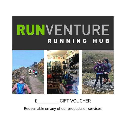 Run Venture Gift Vouchers