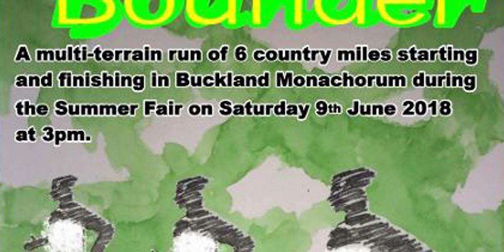 Buckland Bounder - 6 miler