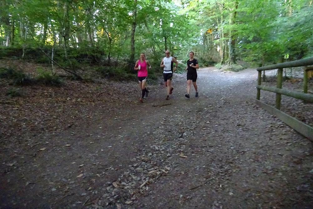 'Tackling The Trails' Workshop