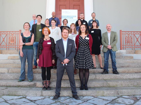 Colin graduates from the School for Social Entrepreneurs