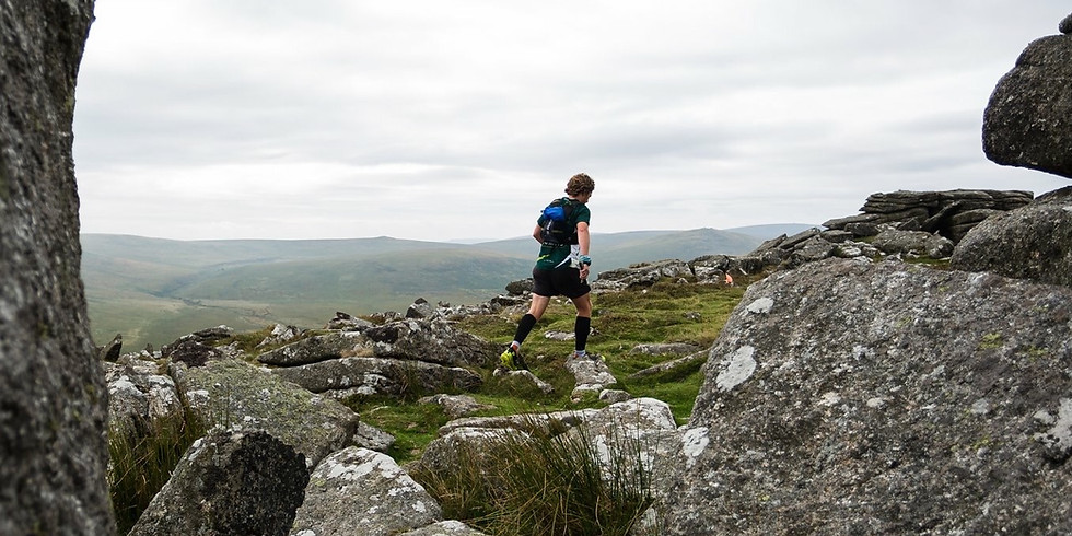 Dartmoor Trail Running Skills Weekend (£300)