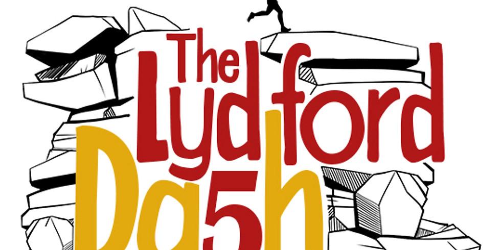 The Lydford Dash - 5m trail race