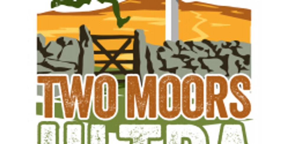Two Moors Ultra Marathon Exmoor to Dartmoor