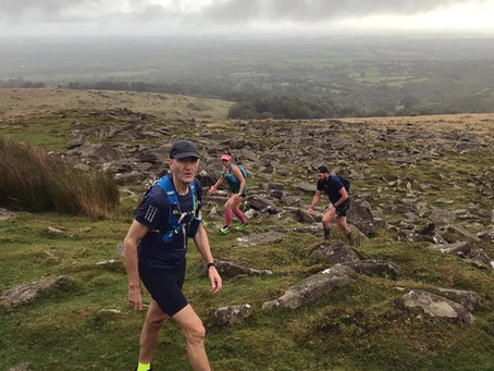 """""""I have been looking forward to the yomp across Dartmoor for weeks and it did not disappoint"""" - Mike"""