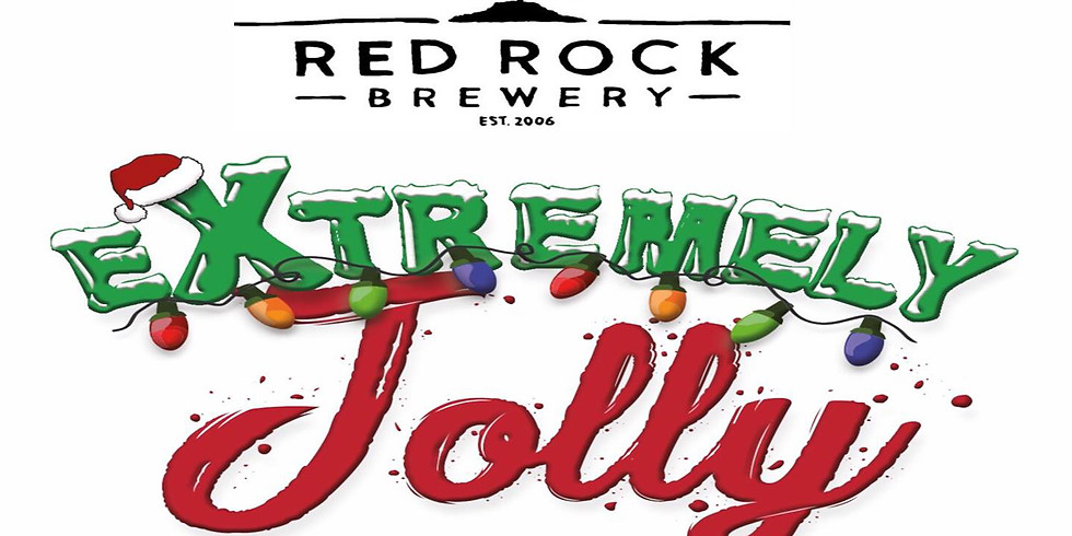 Extremely Jolly sponsored by Red Rock Brewery