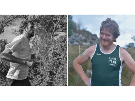 Run across Dartmoor in a day with Adharanand Finn and Colin Kirk-Potter - 11 September 2021