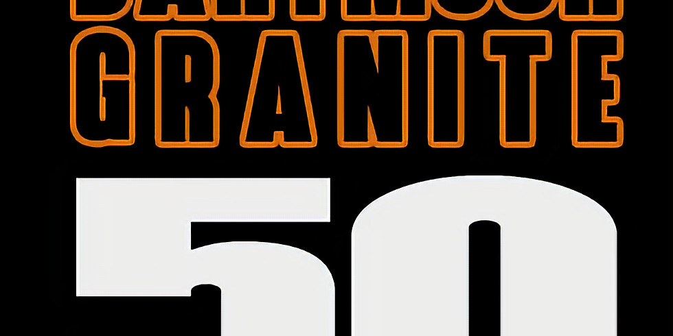 Dartmoor Granite 50