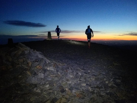 Experience the Bob Graham Round in the Lake District with Run Venture in 2022