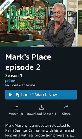 Marks place
