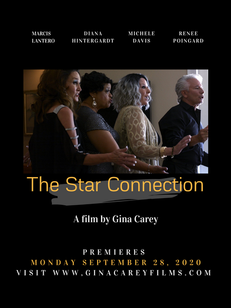 The Star Connection Movie Teaser Poster.