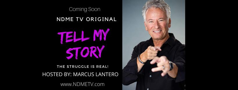 Tell My Story