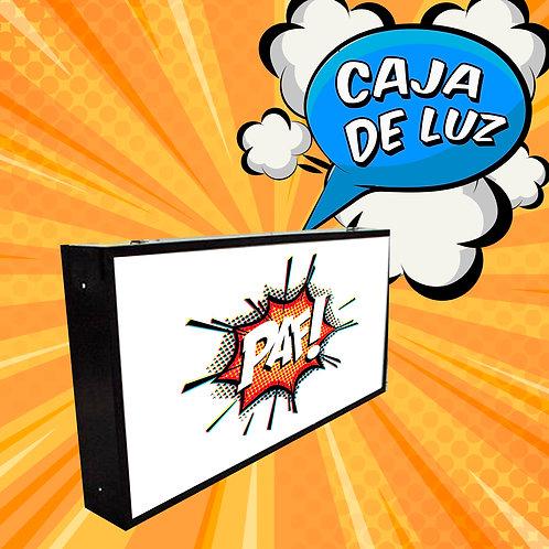 Caja de Luz - 2,0x1,0 mts.