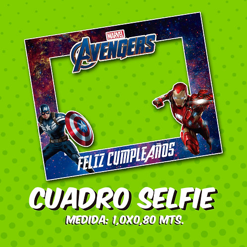 Cuadro Selfie - 1,0x0,80 mts.