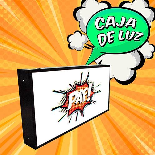 Caja de Luz - 3,0x1,50mts.