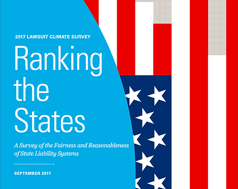 Legal Reform Advocates Comment on Louisiana's Poor Ranking in National Lawsuit Climate Survey