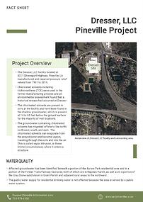 Dresser LLC Pineville Project Fact Sheet