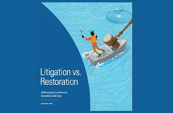 ILR Litigation vs. Restoration Report