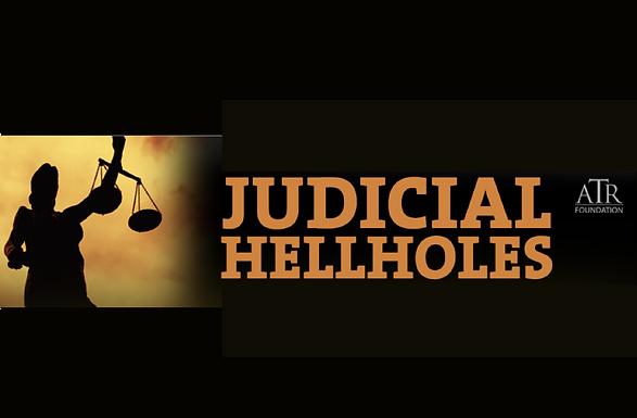 "Louisiana Earns Top ""Judicial Hellhole"" Ranking Again"