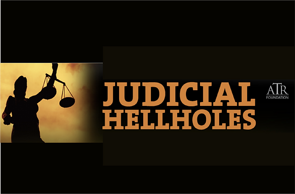 Louisiana Trial Lawyers Lead State to No. 4 Judicial Hellhole Ranking