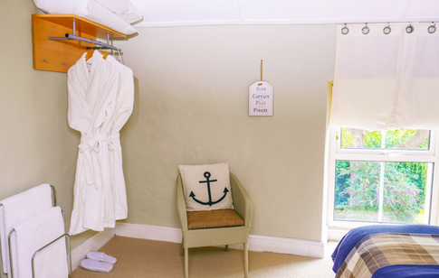 schooner towel robes