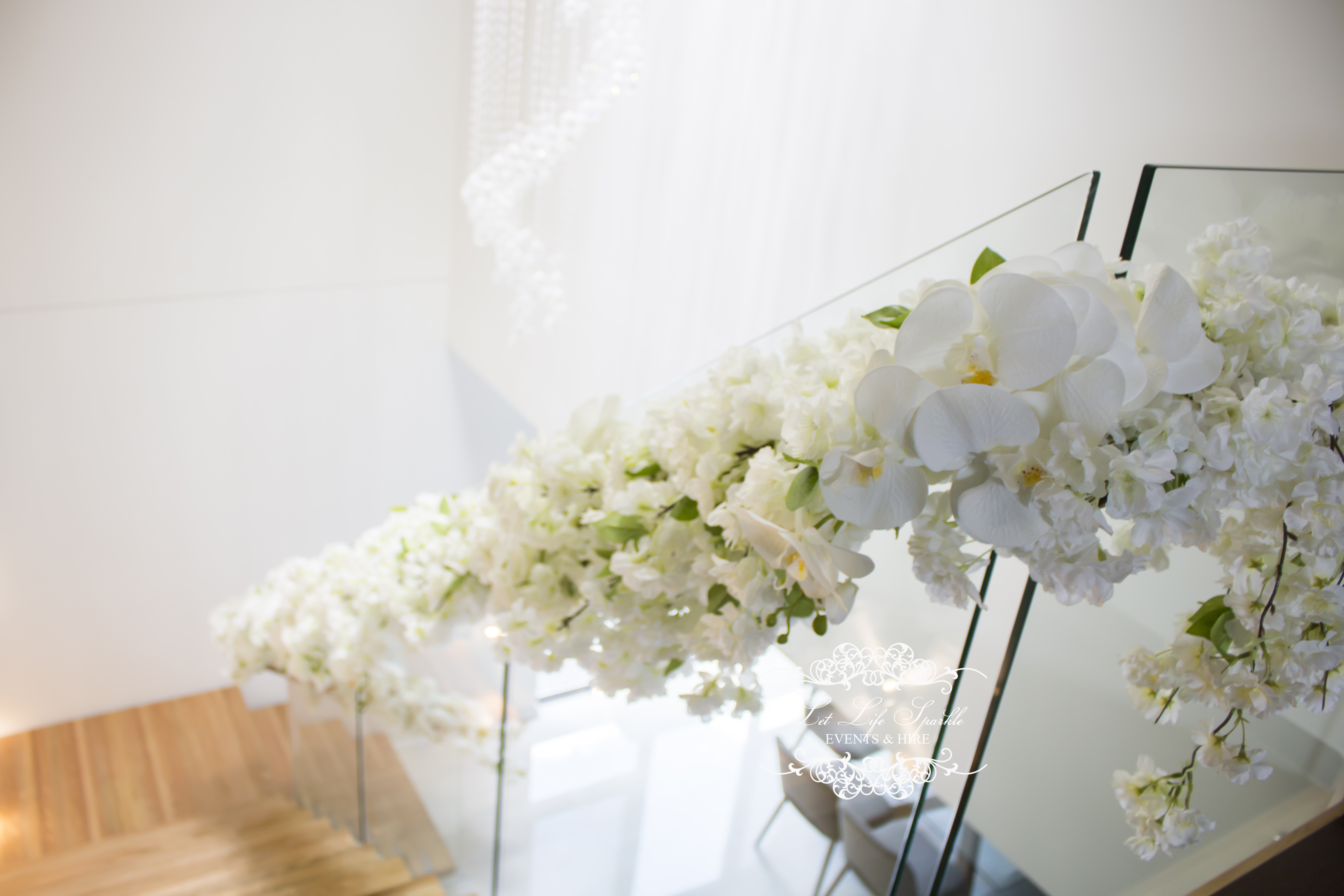 Blossom Orchid Staircase 6