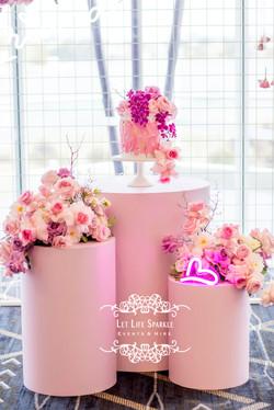 Pink Plinth Package
