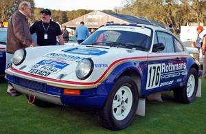 Peter Schutz and Dave Engelman - Porsche 911 Type 953