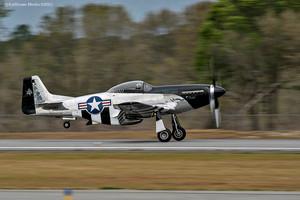 North American P51-D Mustang