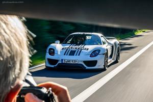 Behind the Scenes: Photoshoot 918 Mule - Nurburgring