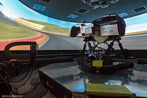 Porsche Weissach R&D Center and the 919 LMP1 Simulator