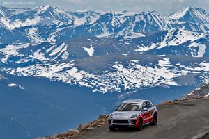 Porsche Macan GTS Media Launch - Mount Evans Scenic Byway