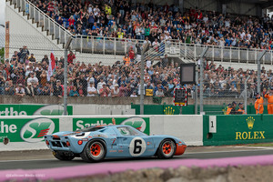 24 Hours of Le Mans - 1969 Ford GT40