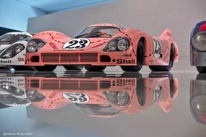 917-20 Pink Pig at Porsche Museum