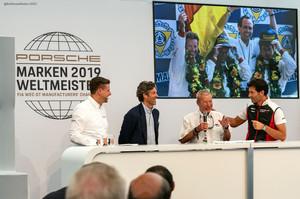 24 Hours of Le Mans Porsche Press Conference