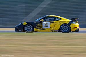 Lausitzring Media Track Test: Cayman GT4 Clubsport