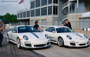 Behind the Scenes: 911 GT3 RS 4.0 Video Shoot