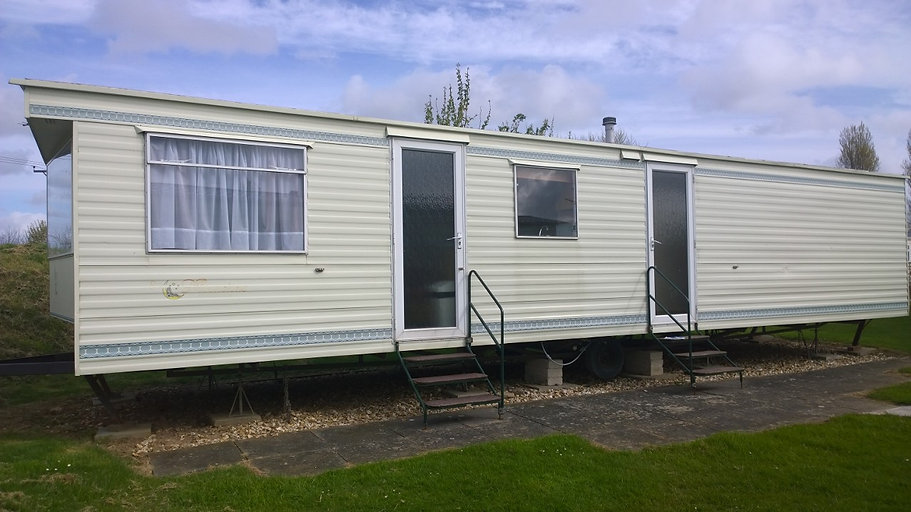 Caravan BS20 from caravans for hire at Butlins in Skegness Lincolnshire