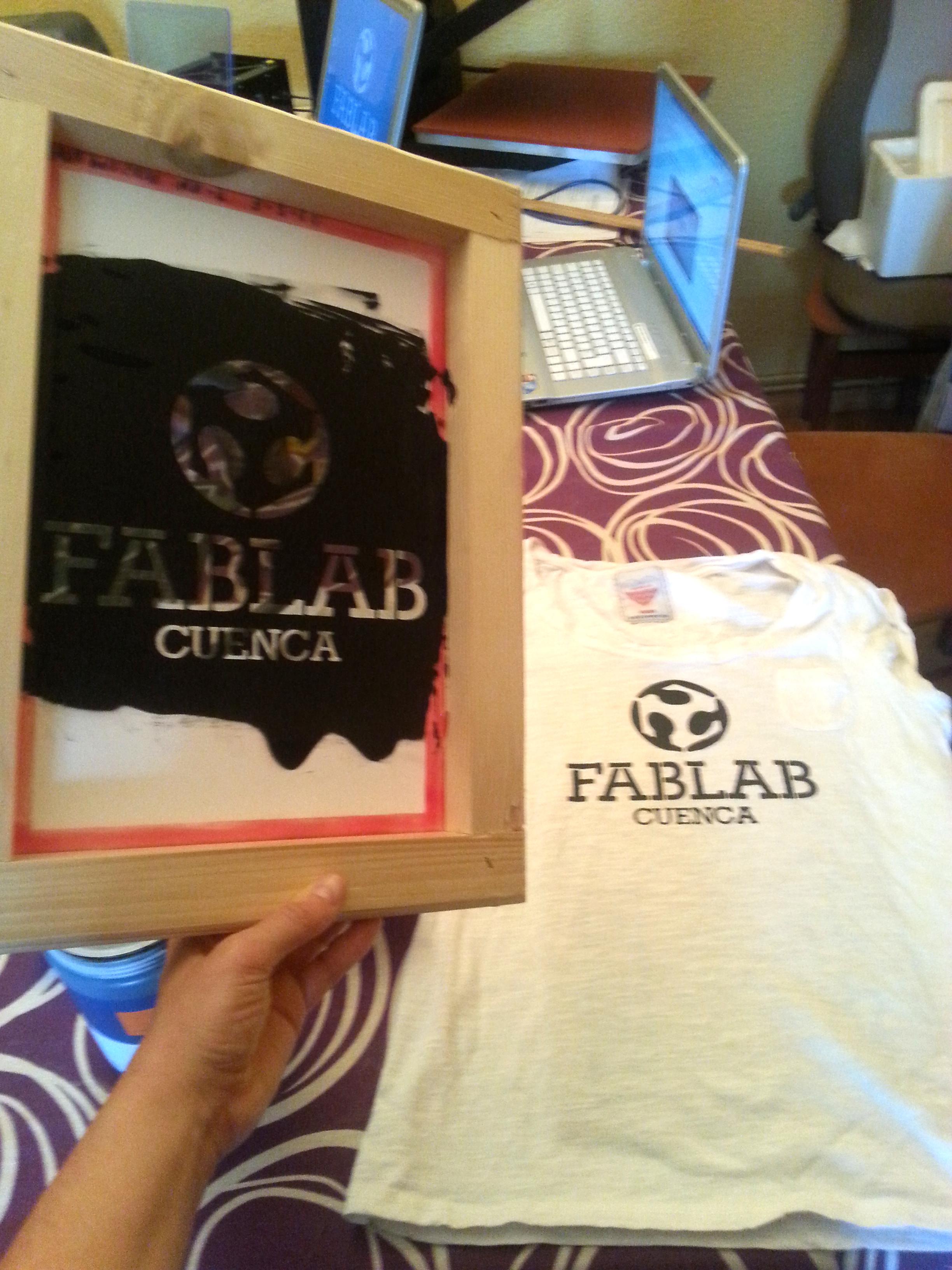Taller Fab. Digital y Serigrafía
