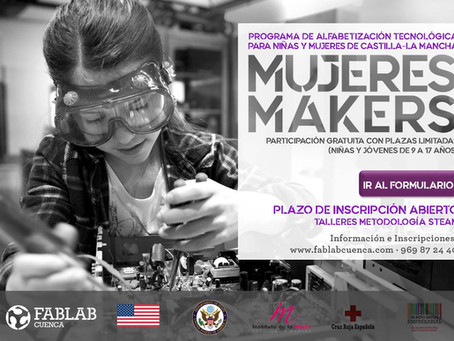 MUJERES MAKERS
