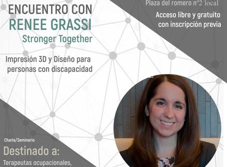 """Encuentro """"Innovación y Discapacidad"""""""