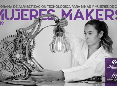 MUJERES MAKERS 2019