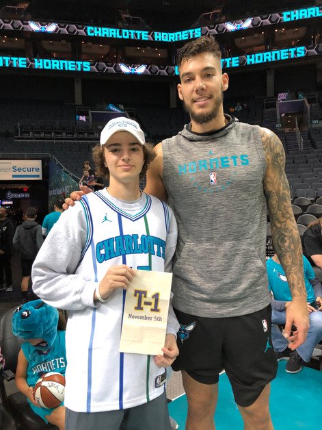 Willy Hernangomez - Charlotte Hornets