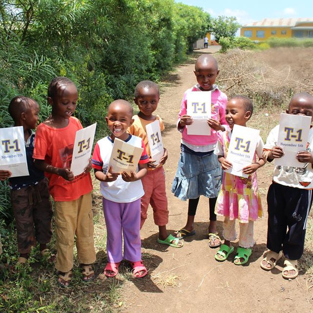 The Heavens School, Tanzania