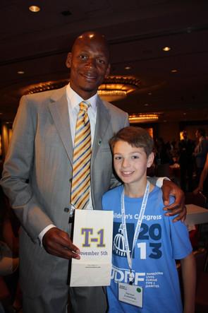 NBA Legand Ray Allen