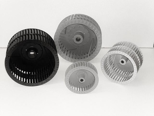 Kewanee Blower Wheels