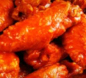 Hot Buffalo Wings