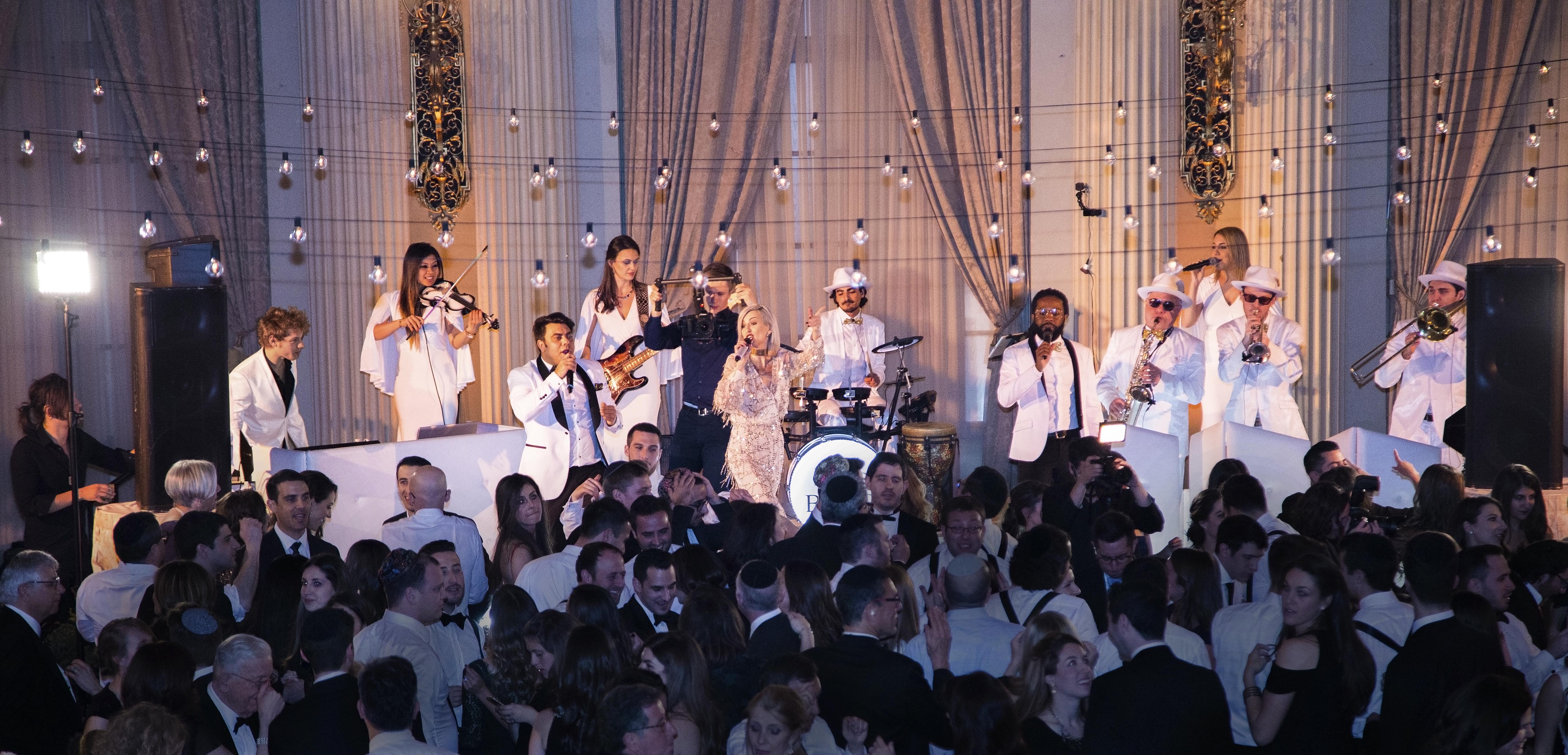 Eli's Band Eli Buzaglo Entertainment