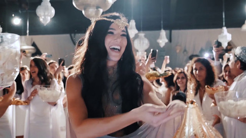 Susanna & David - Epic Engagement Party & Henna Ceremony